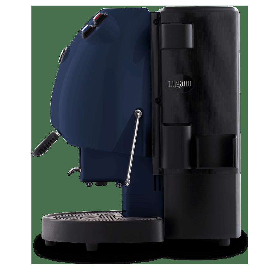 Lugano Espresso Makinesi Mavı 2