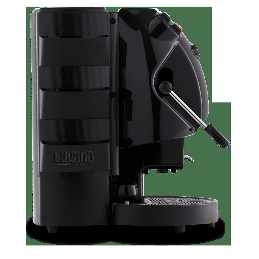 Lugano Espresso Makinesi Siyah 3