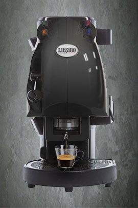 Lugano Caffé Espresso Pod Makineleri