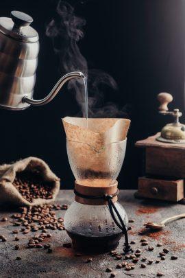 lugano caffé Filtre Kahve